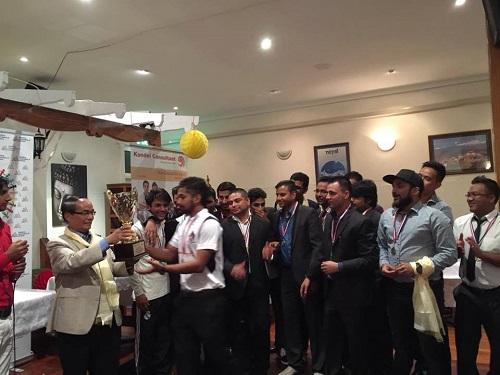 11th RGIT NAV Cup Cricket Tournament