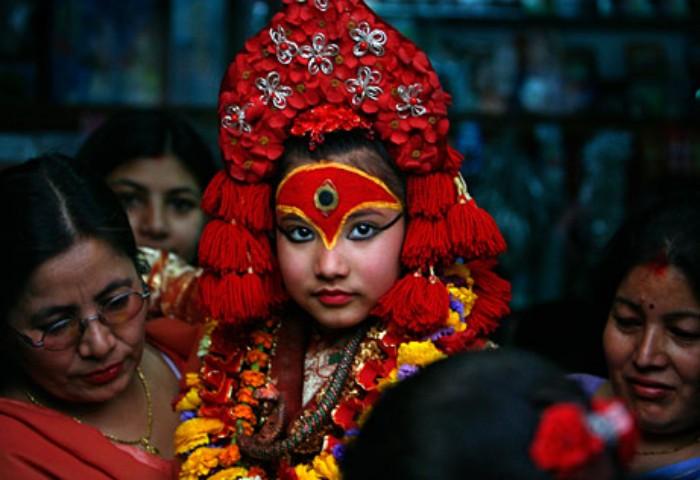 Living Goddess Kumari_1