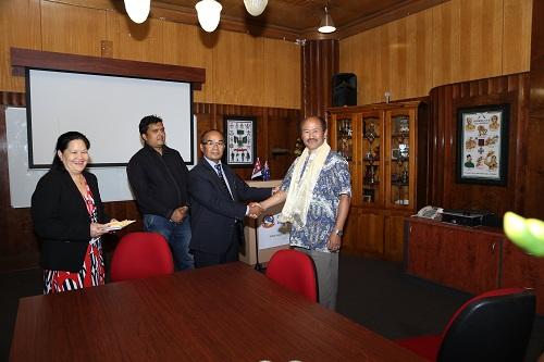 Dr.Bijaya Subba Visit